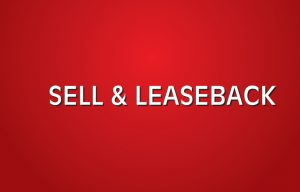 sell and lease back